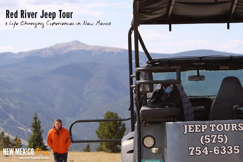 Red River Jeep Tour
