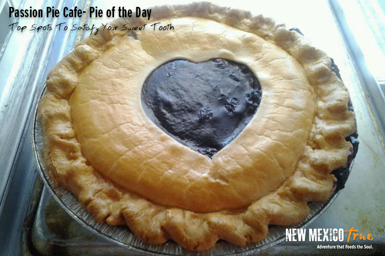 """Pie of the Day"" from Passion Pie Café; Truth or Consequences"