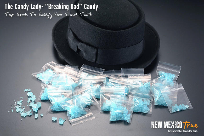 """Breaking Bad"" candy from The Candy Lady; Albuquerque"