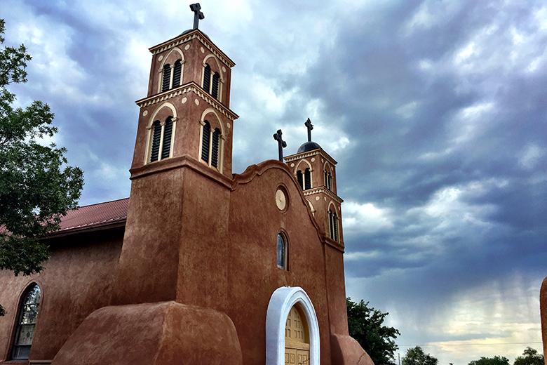 Old San Miguel Mission; Socorro