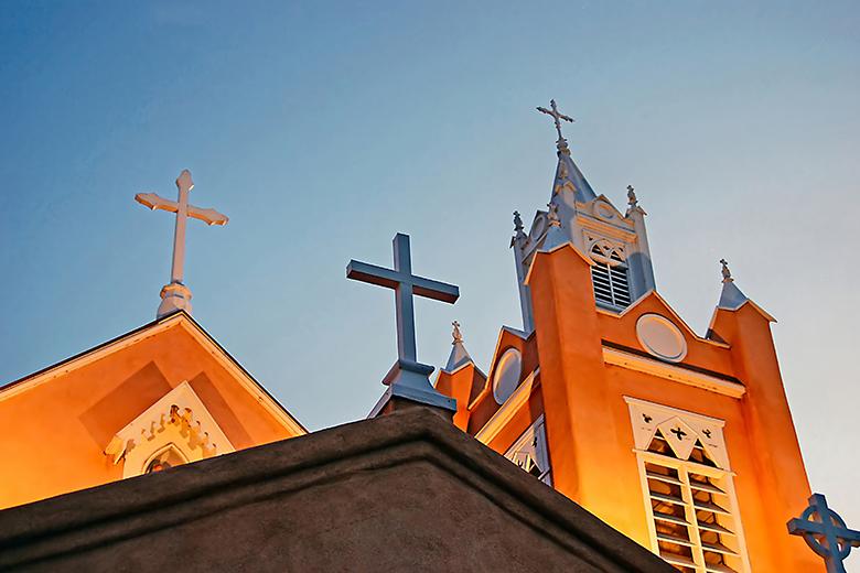 San Felipe de Neri, Albuquerque