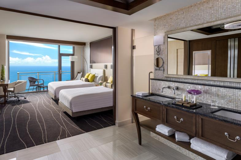 Oceanfront Twin room