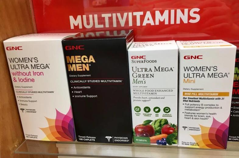 Multivitamins