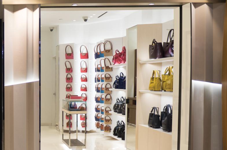 Longchamp Boutique