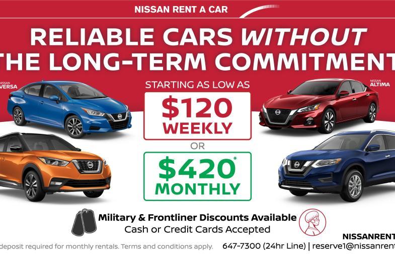 Nissan Promo