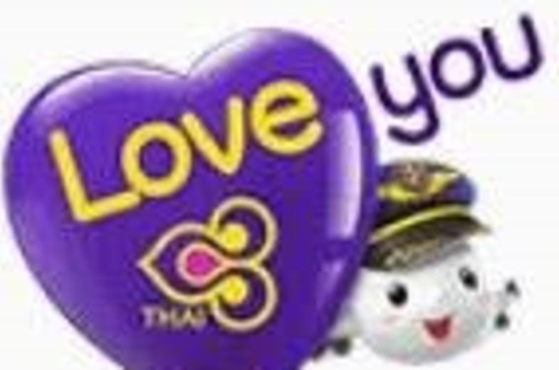 THAI-Sticker-Love-You