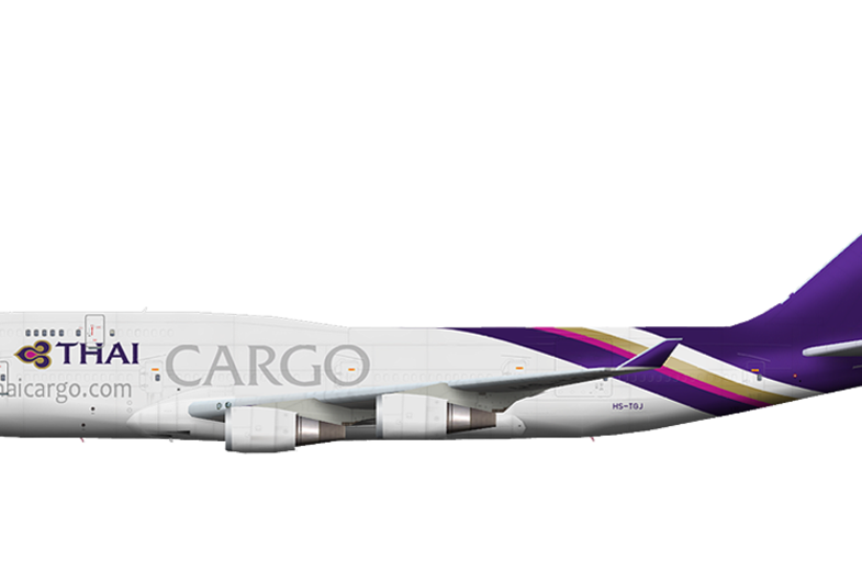 Thai-Cargo-plane