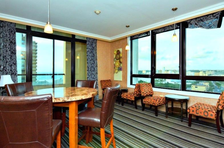 Royal Orchid - Executive Lounge View