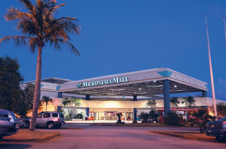 Mall Exterior