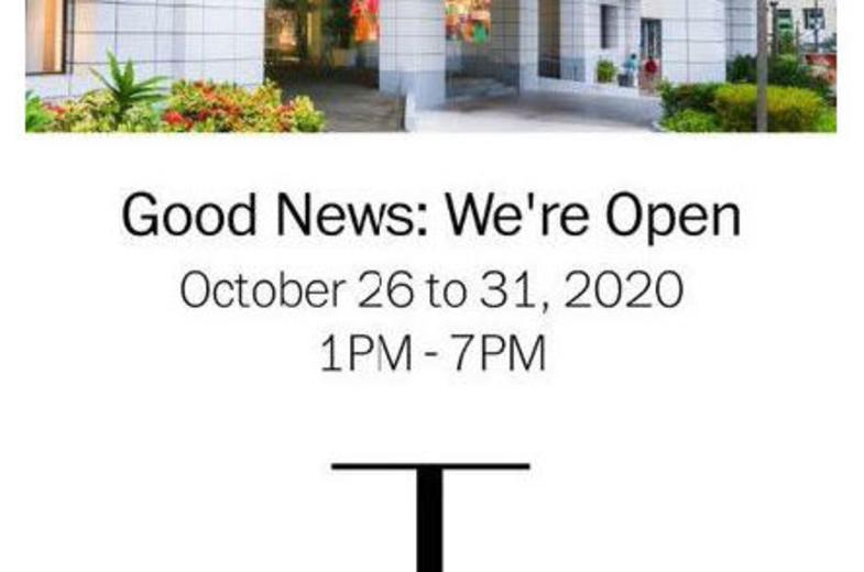 T Galleria October 2020