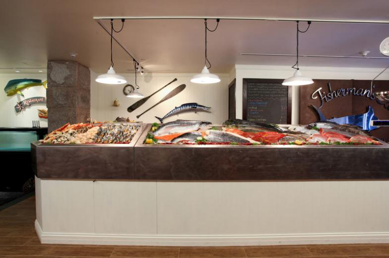 Fisherman's Cove Buffet