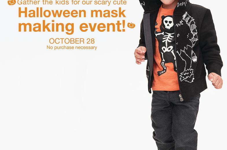 Gap - Halloween - Signage