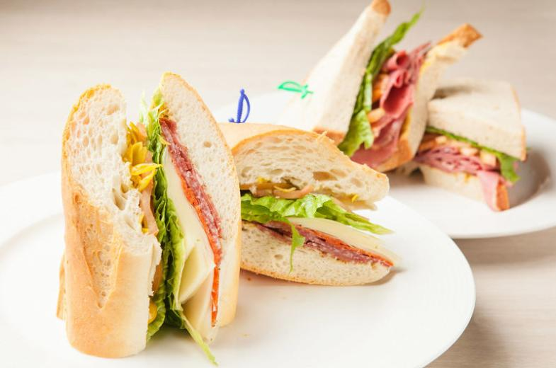 Caffe Cino Sandwich