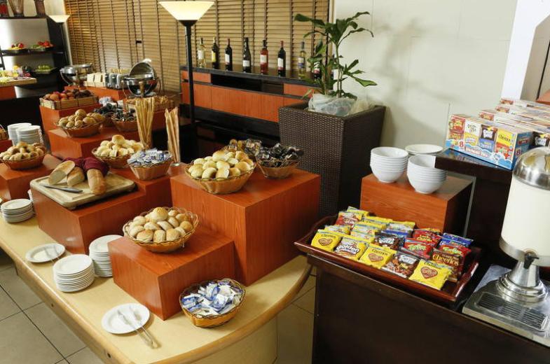 La Cascata Food Breakfast