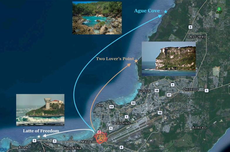 Guam Jet Ski 12 MAP