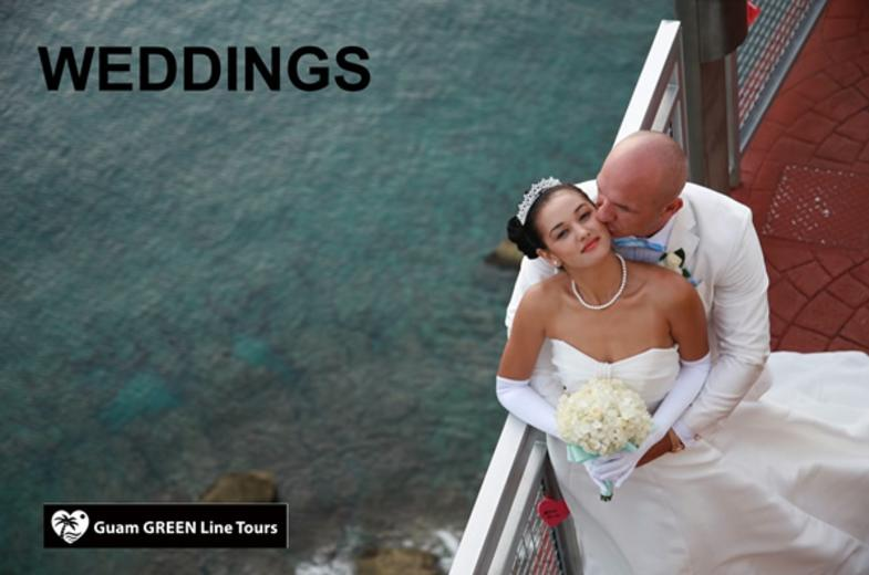 Guam GREEN Line Tours- Weddings