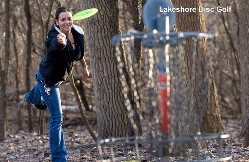 Lakeshore Disc Golf