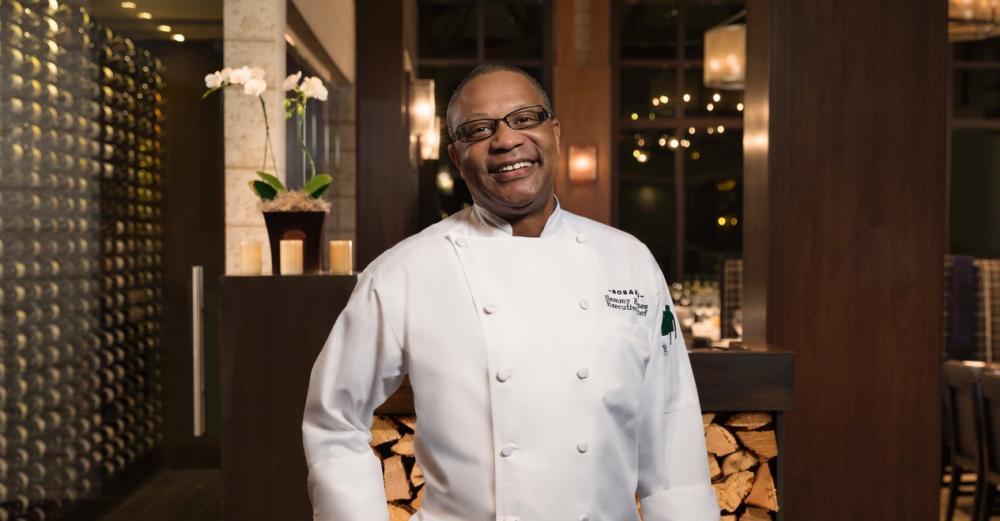 Chef Sammy Holmes