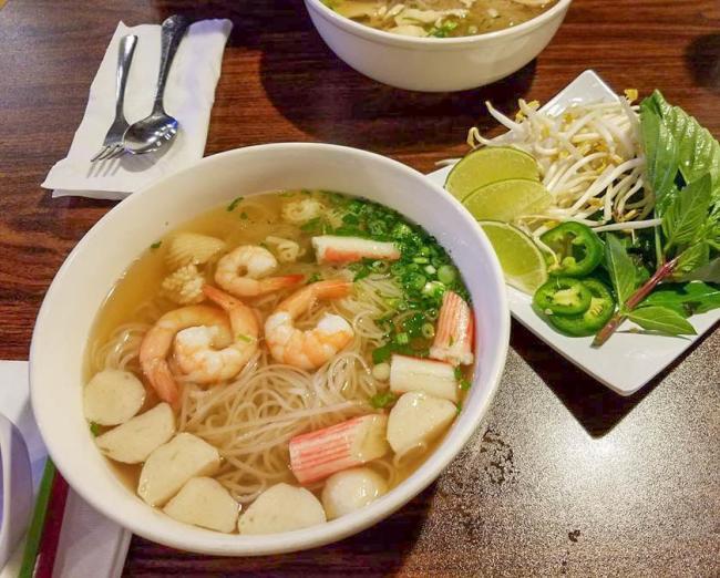 Noodle Teahouse Pho