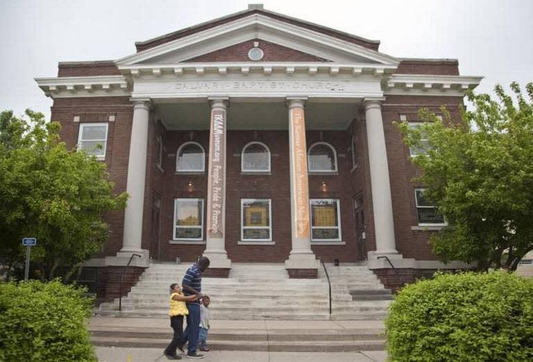The Kansas African American Museum