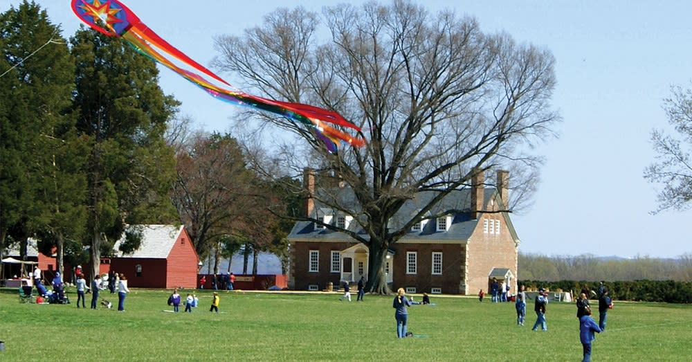 Gunston Hall Kite Festival
