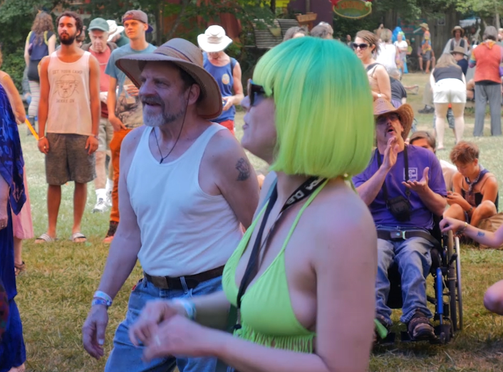 Oregon Country Fair by Eugene, Cascades & Coast