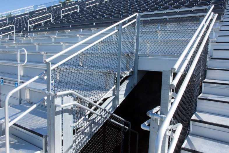 PITTSBURG INDEPENDENT SCHOOL DISTRICT - FOOTBALL BLEACHERS - 5