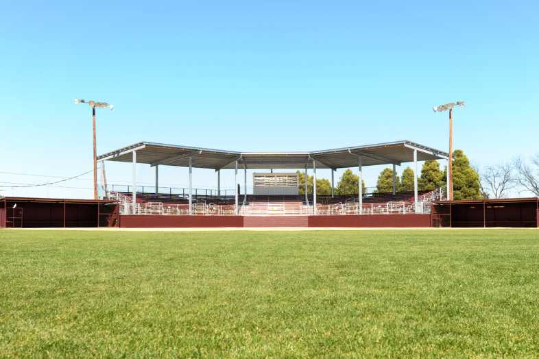 Brownwood Independent School District - Softball Stadium - 2
