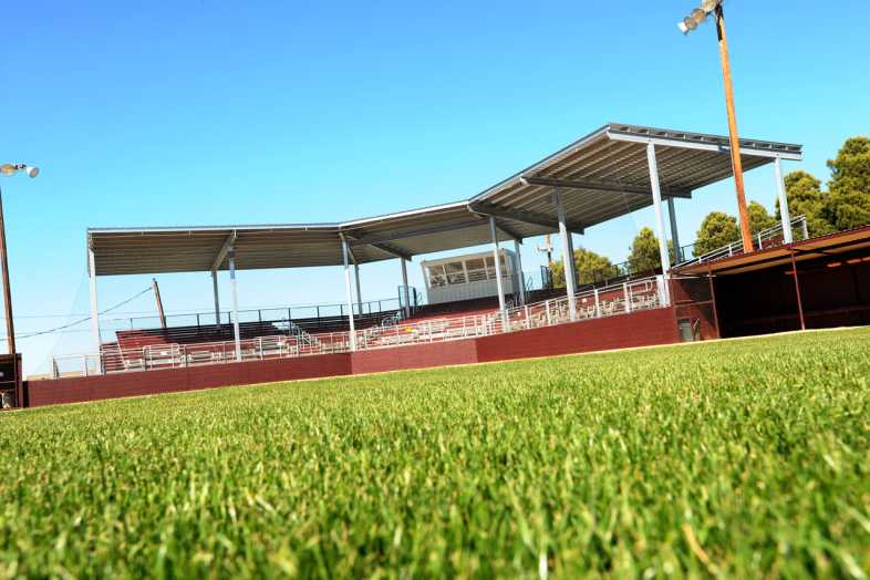 Brownwood Independent School District - Softball Stadium - 3
