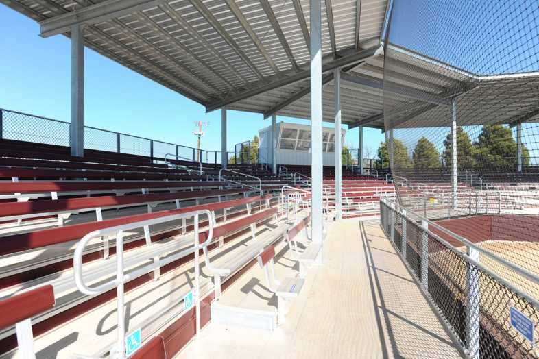 Brownwood Independent School District - Softball Stadium - 6