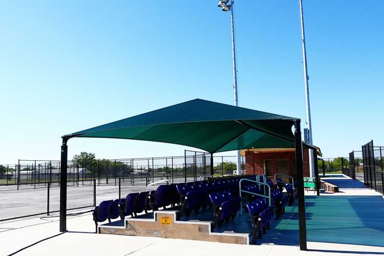 Hardin-Simmons University - Tennis Facility - 3