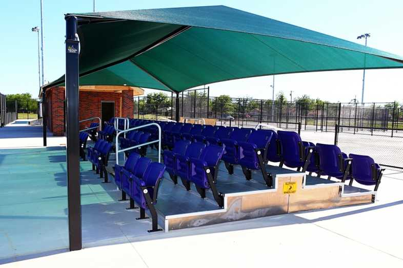Hardin-Simmons University - Tennis Facility - 4