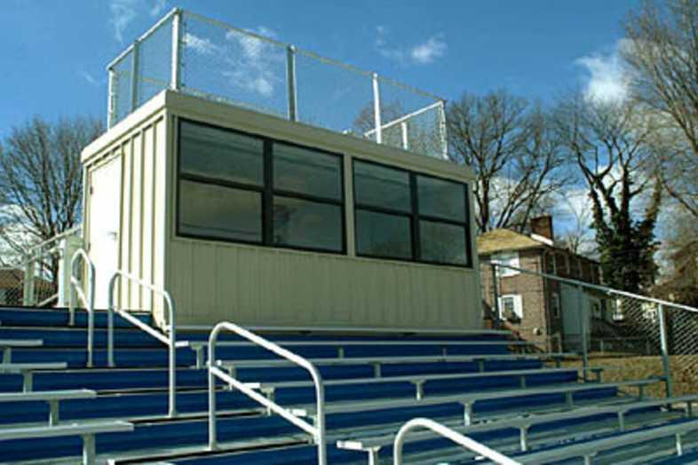 Press Box - Widener College