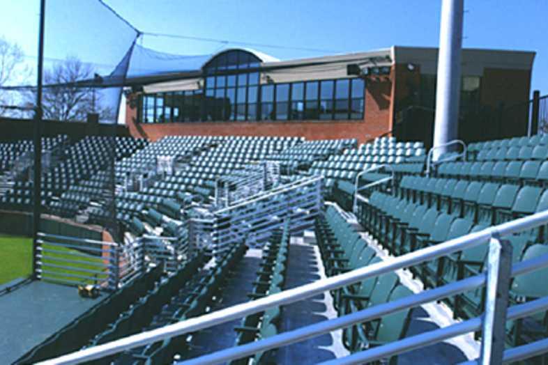 Baseball Bleachers - Vanderbilt University