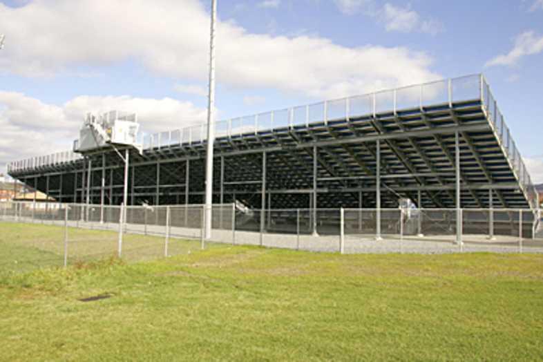 Football Bleachers - Valley View School District