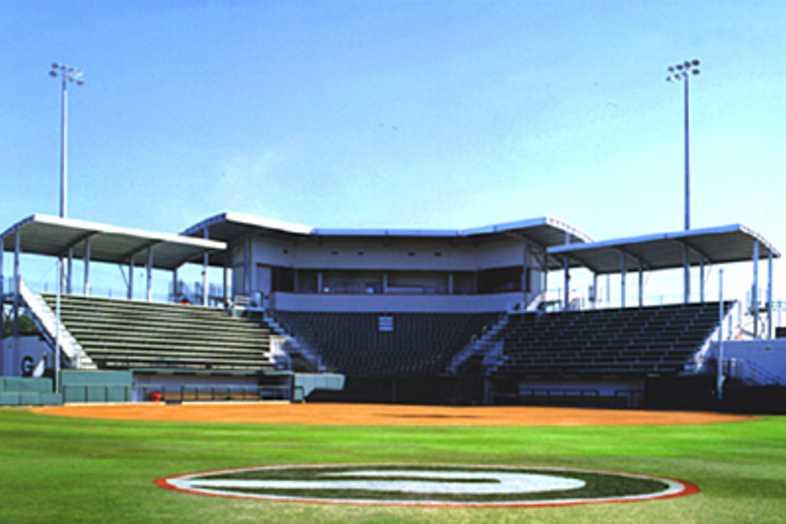 Softball Bleachers - University of Georgia