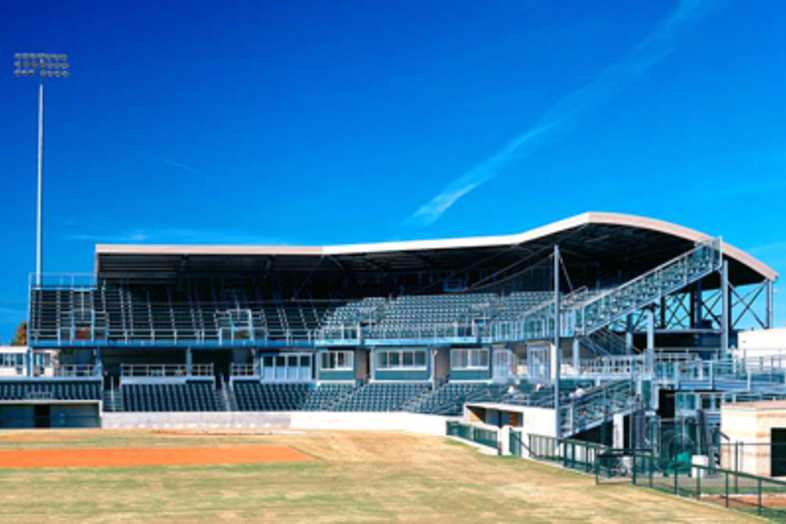 Baseball Bleachers - Texas Christian University (TCU)