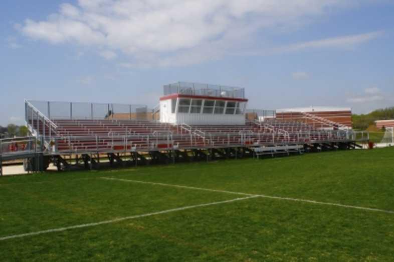 Football Bleachers - Red Lion Christian Academy