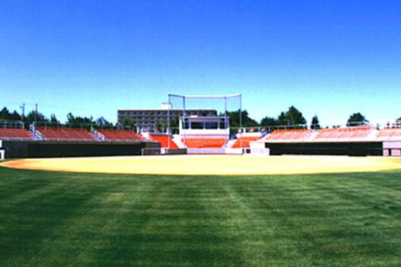 Baseball Bleachers - Oregon State University