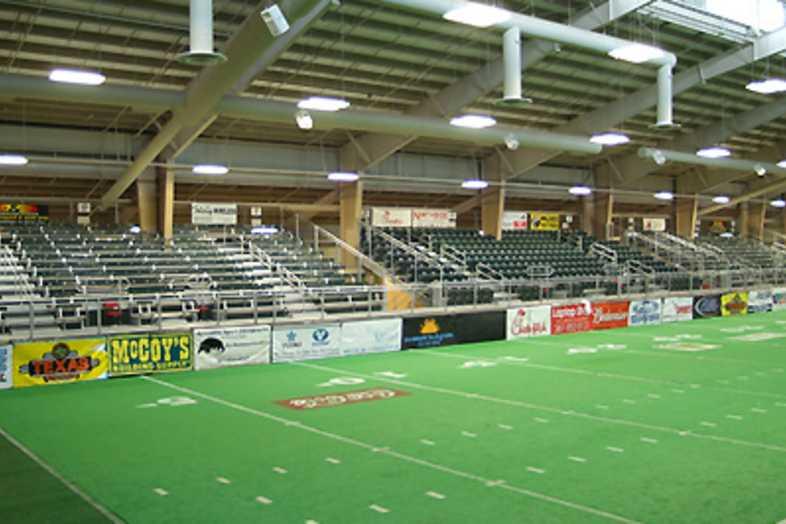 Fairgrounds Bleachers - Nueces County