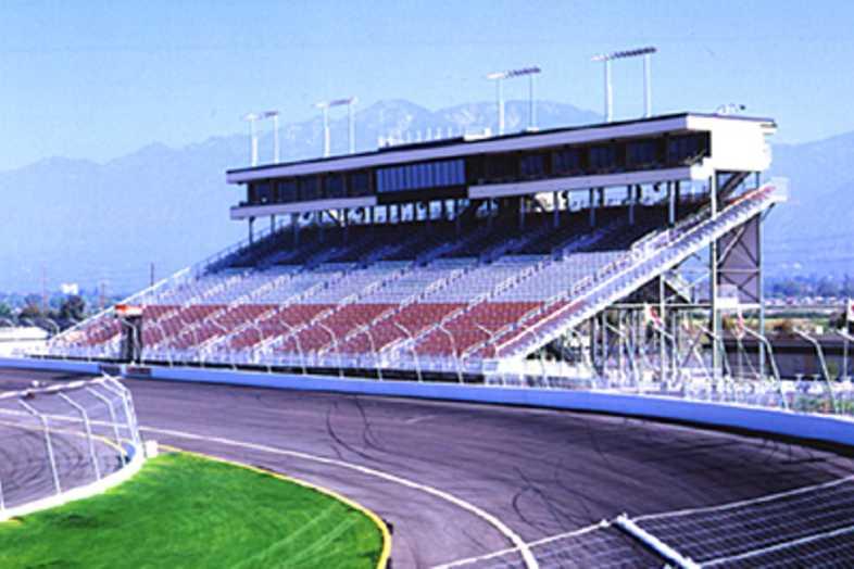 Bleachers - Irwindale Speedway