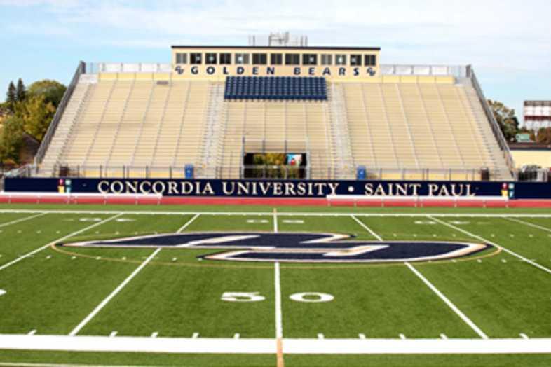 Football Bleachers - Concordia University