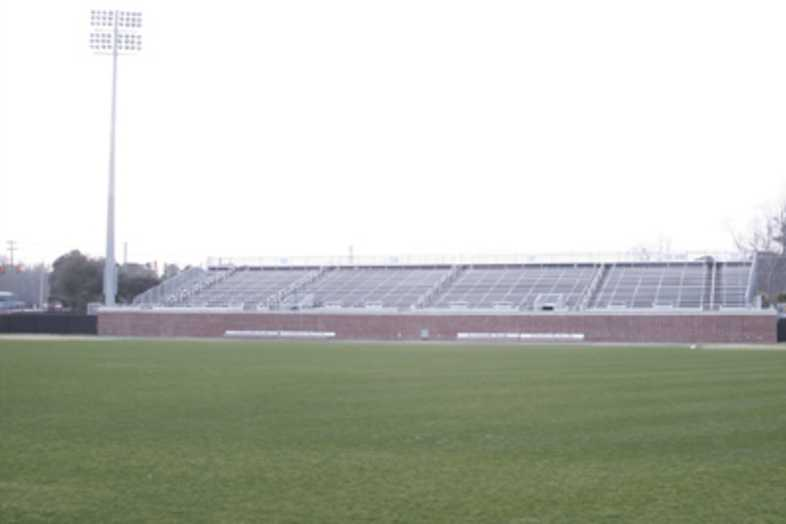 Football Bleachers - Coastal Carolina University