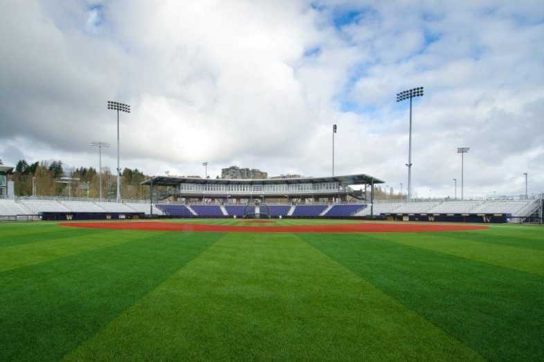 University of Washington - Husky Ballpark - 9