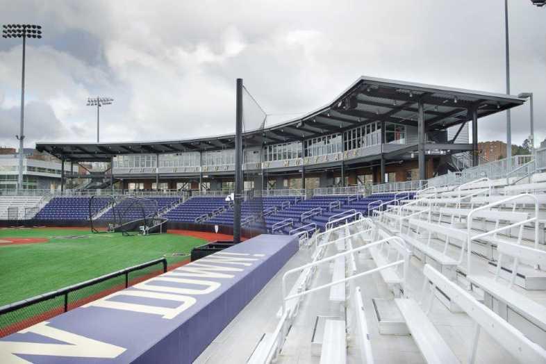 University of Washington - Husky Ballpark - 1