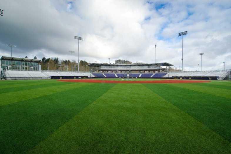 University of Washington - Husky Ballpark - 4