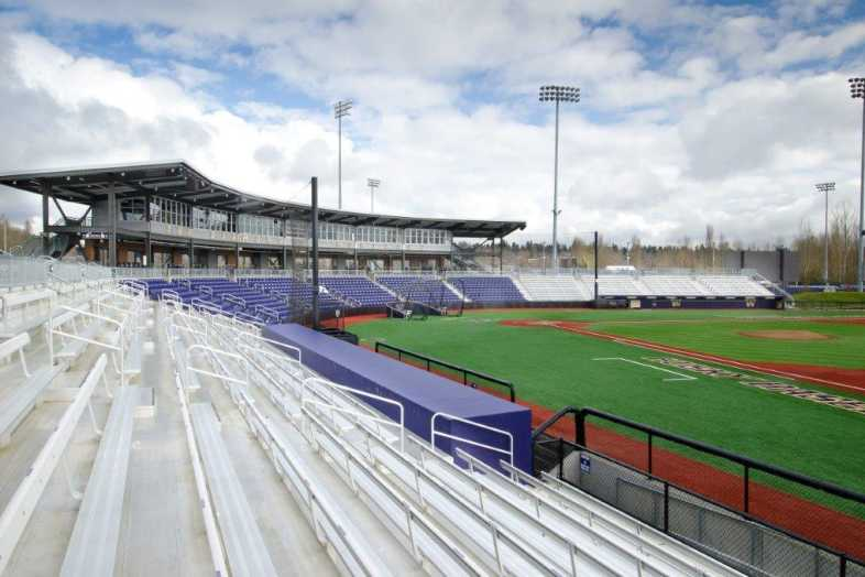 University of Washington - Husky Ballpark - 7