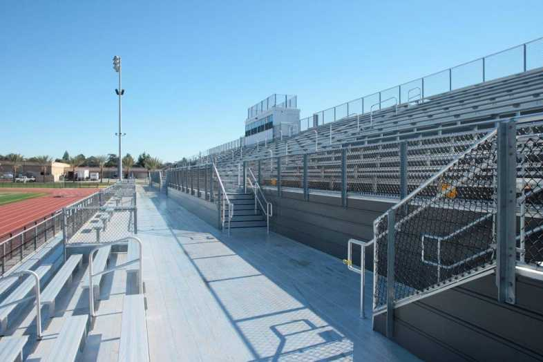 Covina-Valley Unified School District - Football Bleachers - 3