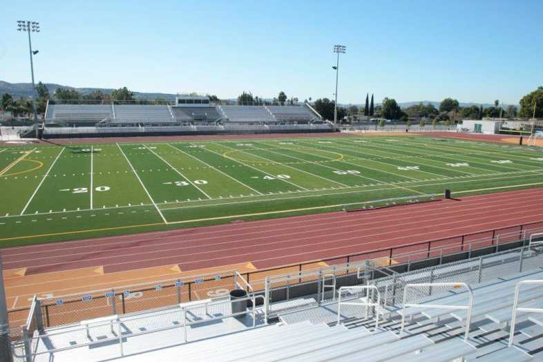 Covina-Valley Unified School District - Football Bleachers - 5