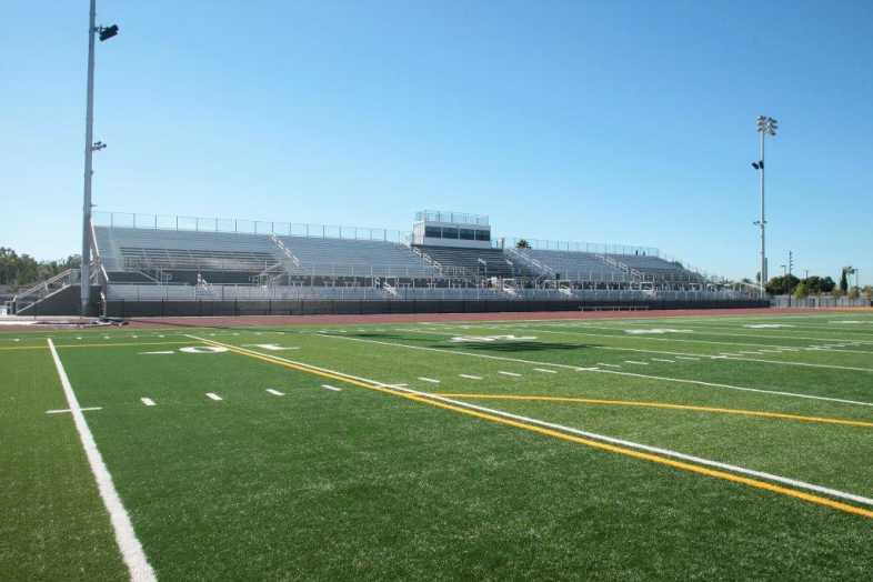 Covina-Valley Unified School District - Football Bleachers - 7